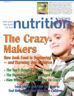 Fatty, Sugary Foods Lower Children's IQ
