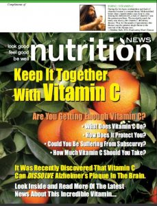 Review Shows Vitamin C Lowers BP