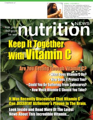 Nutrition News Vitamin C Cover Image