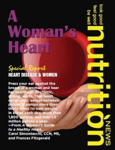 A Woman's Heart Speical Report
