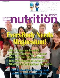 Everybody Needs Magnesium