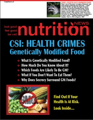 CSI Health Crimes: Genetically Modified Foods