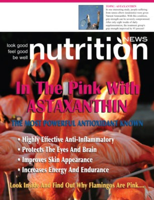 Astaxanthin 6000 Times More Powerful Than Vitamin C