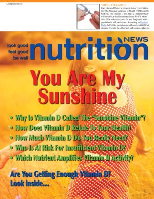 Nutrition News Supplement Essentials